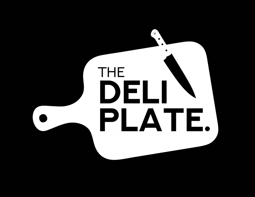 The Deli plate Logo