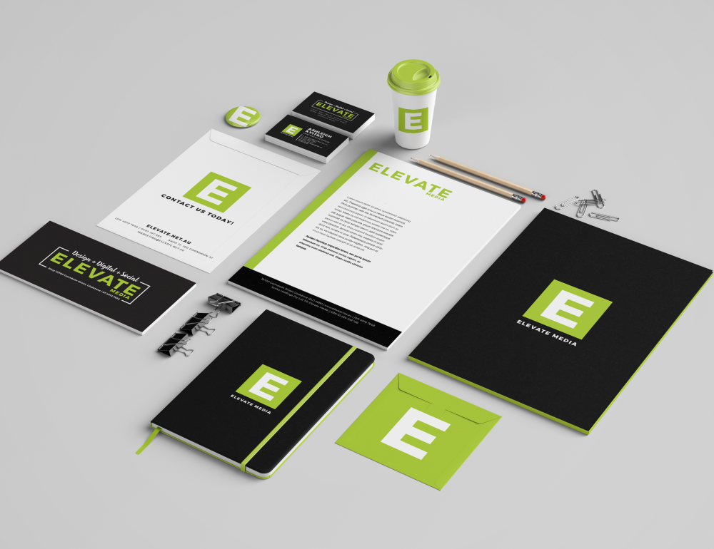 Elevate Stationary