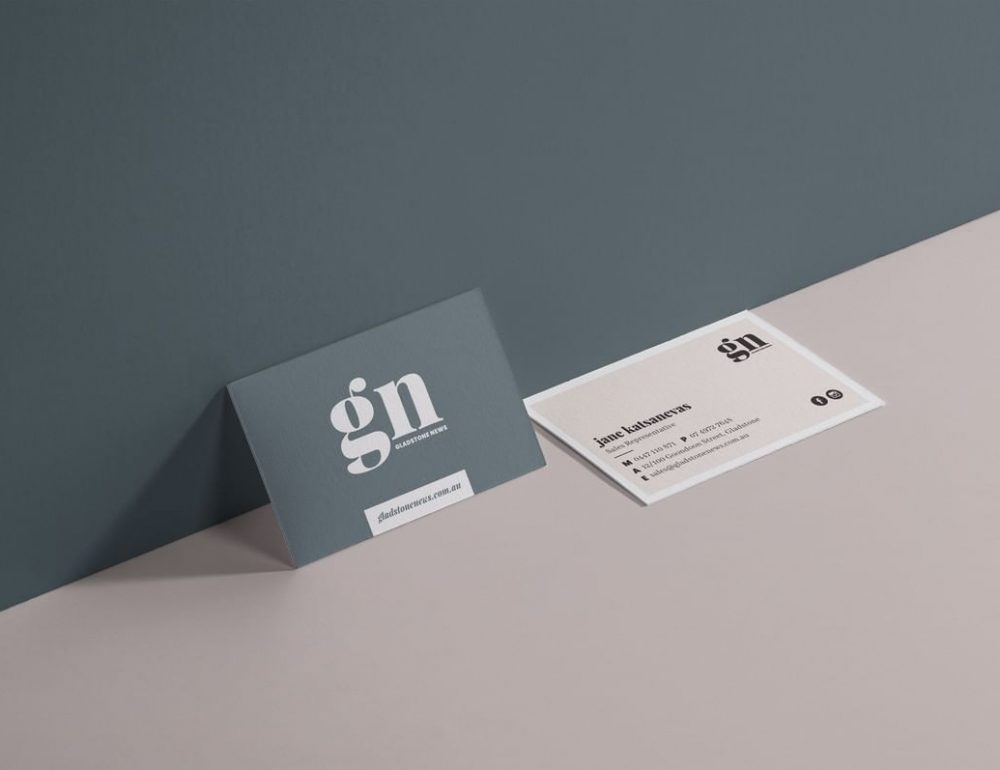 GN business cards